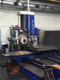 Conventional horizontal table boring machine W 100 A