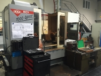 CNC vertical machining center MCV 1000 QUICK - Strojírny Slavíček