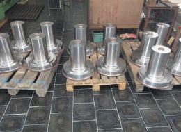 CNC soustruzeni - Strojírna Slavíček