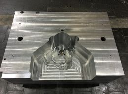 Ukázka CNC frézování - Strojírna Slavíček