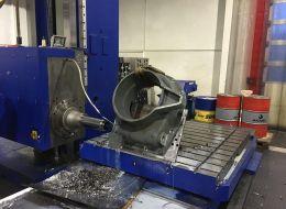 CNC frézování ve firmě Strojírna Slavíček